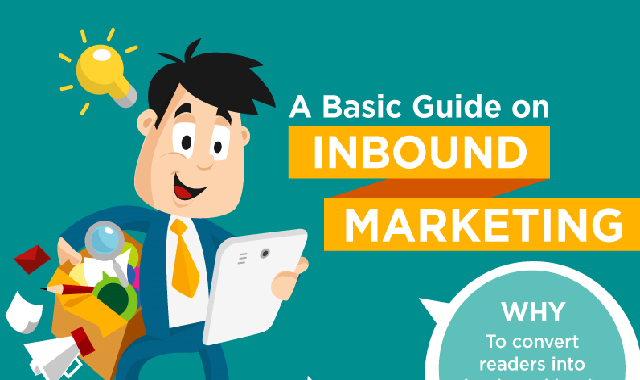 A Basic Guide On Inbound Marketing #infographic