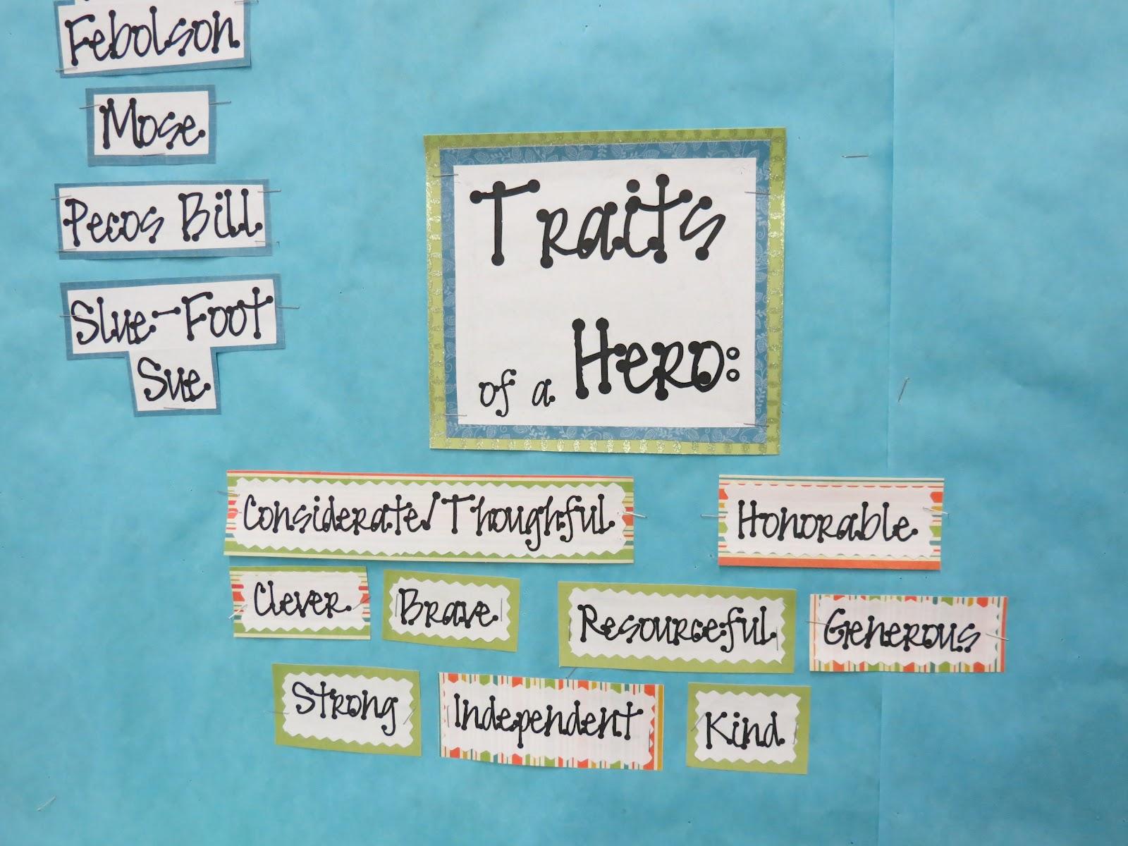 4th Grade In Ya Face Tall Tales Unit Bulletin Board