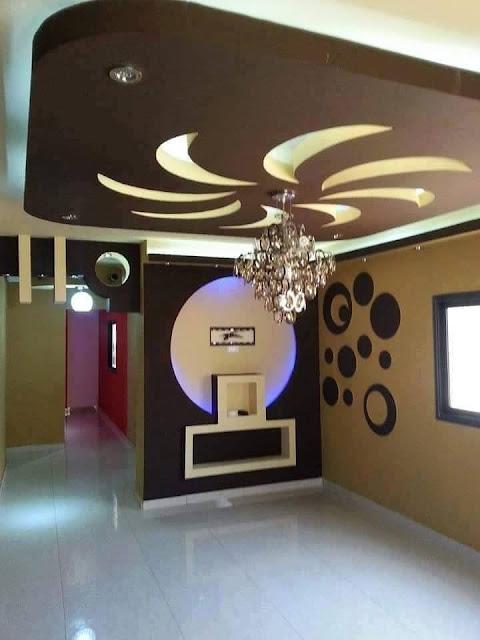 Decoration platre marocain 2018