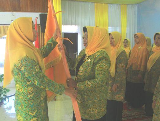 Hj. Kartini Kasyim Pimpin DPD II, Pengajian Al-Hidayah Selayar