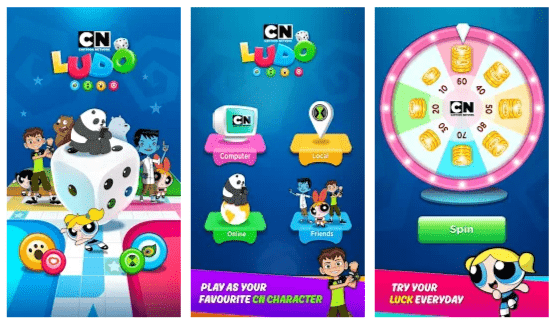 Cartoon Network Ludo Mod Apk