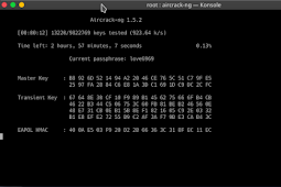 How to Hack WIFI Password WPA/WPA2 Using Aircrack-ng with Kali Linux