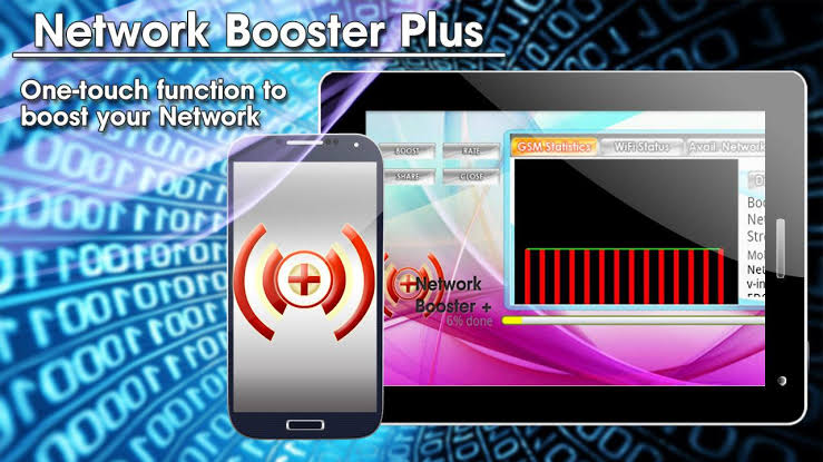 Network Booster Plus Free App