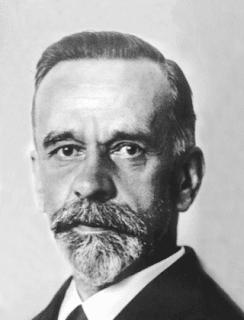 Retrato de Traugott Sandmeyer