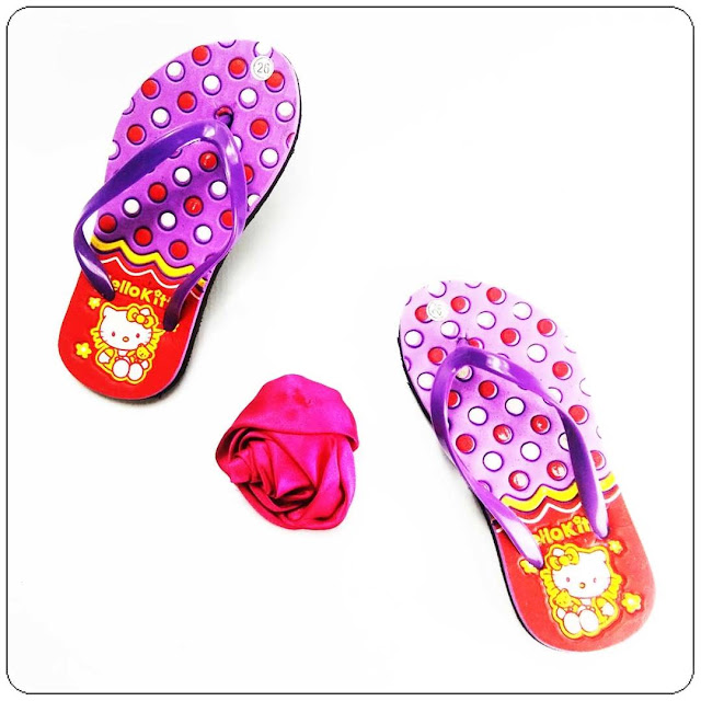 Peluang Bisnis Grosir Sandal || AB Love-HK Simplek Anak