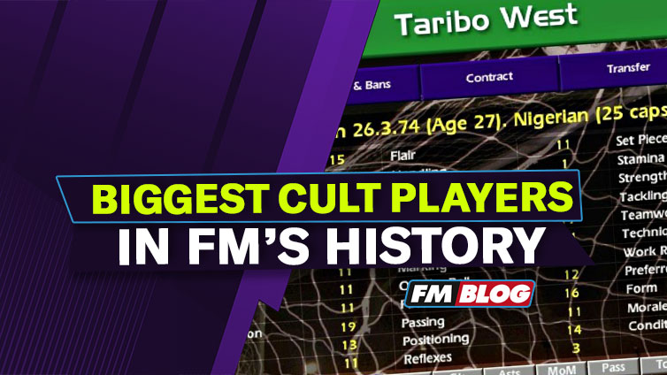 Biggest Cult Players in Football Manager History