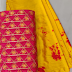 Satin Shibori Sarees With Designer Blouse