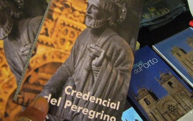 Credencial do Peregrino do Caminho Português de Santiago