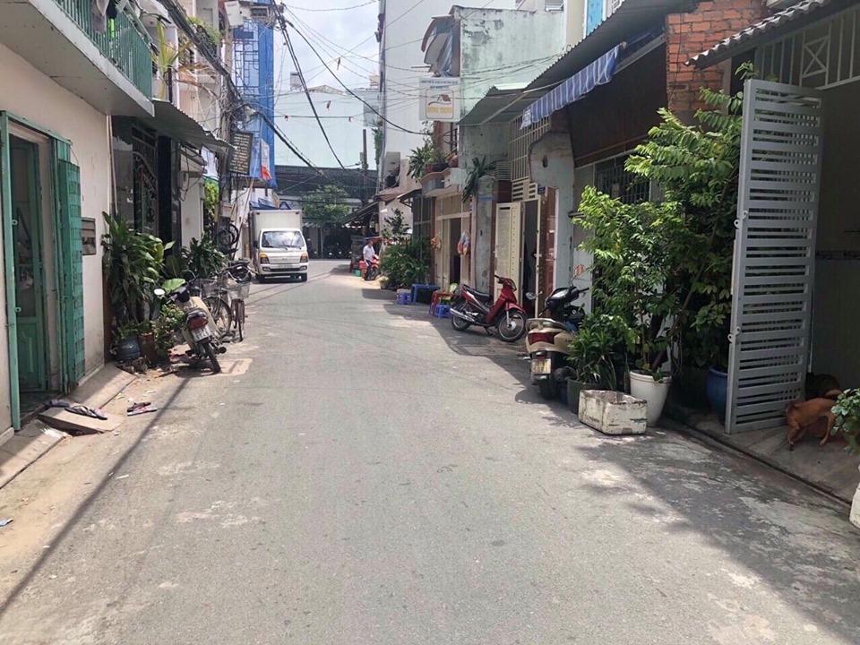 Bán nhà hẻm 195 Vườn Lài phường Phú Thọ Hòa quận Tân Phú. DT 4x20m