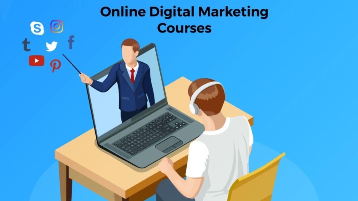 Digital Vishnu - Online Digital Marketing Course