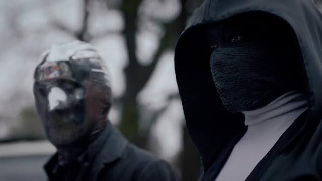 Análise Crítica - Watchmen (Parte 2 de 3)