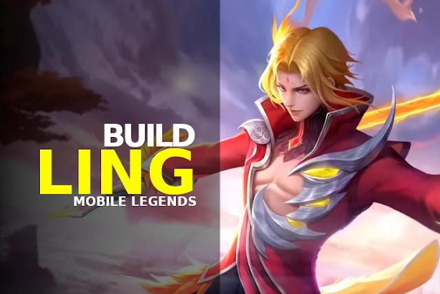 build ling mobile legends