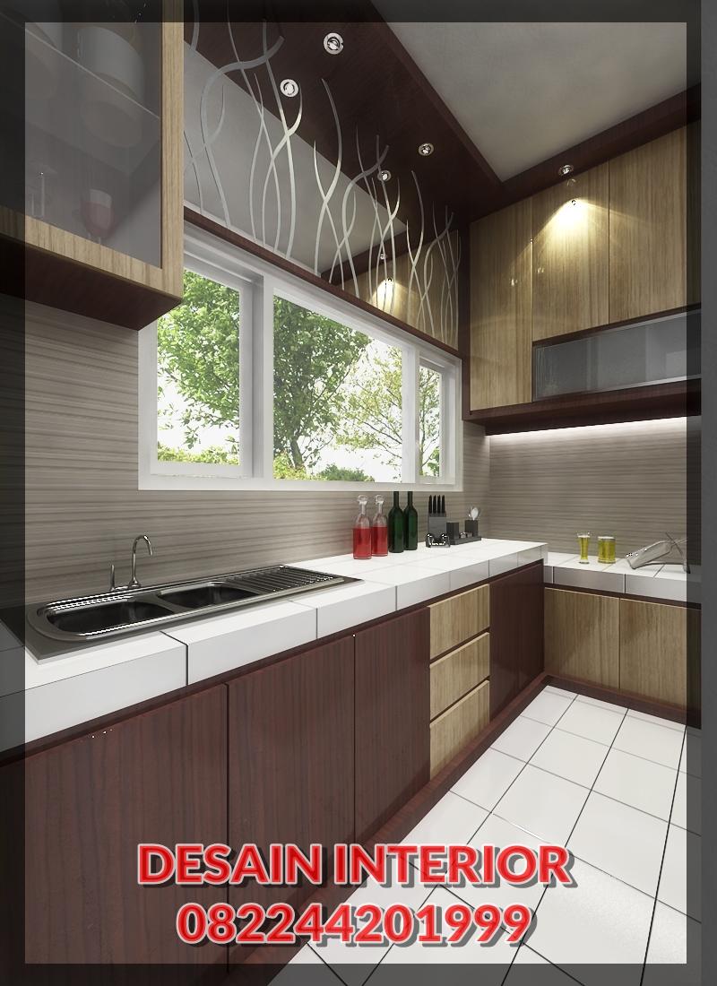 Jasa desain kitchen set semarang