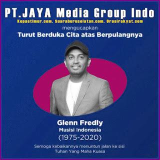 Glen Fredly Tutup Usia