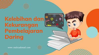 Kelebihan kekurangan pembelajaran daring