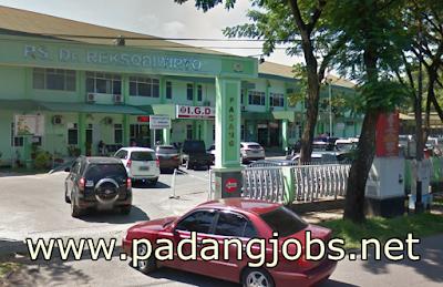 Lowongan Kerja Padang: RS. Dr. Reksodiwiryo April 2018