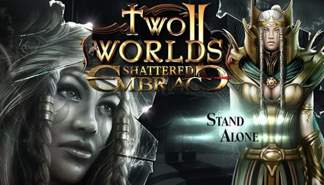Two Worlds 2 HD Shattered Embrace is the third volume addition released almost ten years after the release of the game itself.