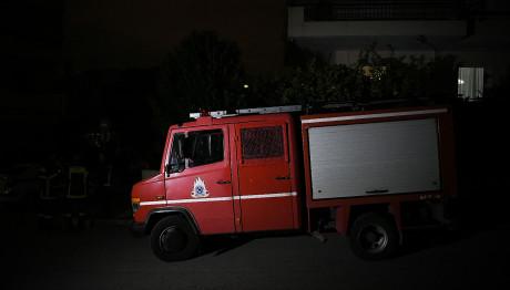 Πυρκαγιά σε εστιατόριο στη Χαλκιδική