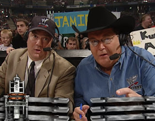 WWE / WWF - King of the Ring 2001 - Paul Heyman & Jim Ross called the event