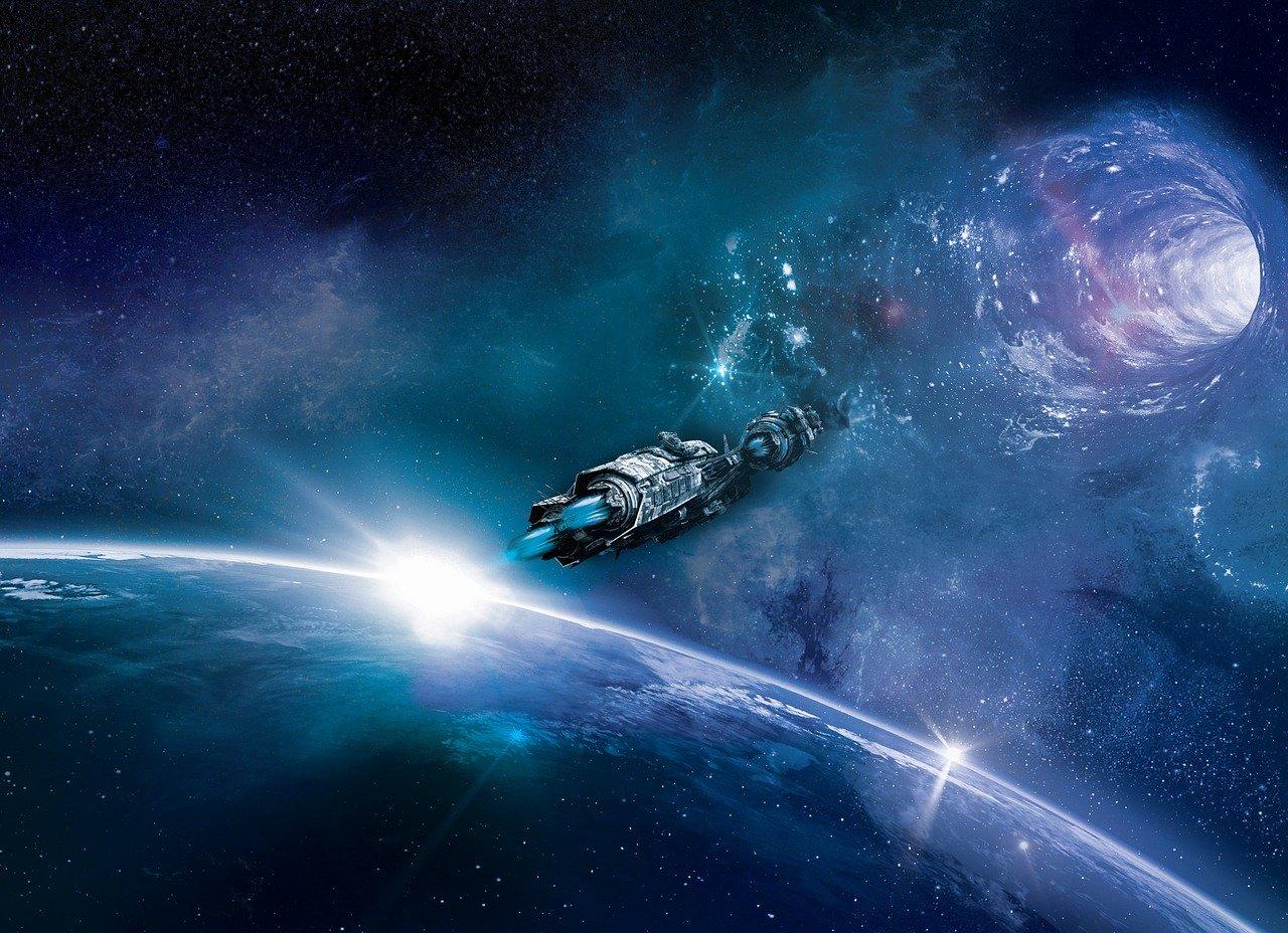 Uzayda Zaman Bükülmesi