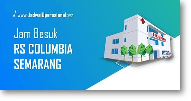 Jam Besuk RS Columbia Semarang