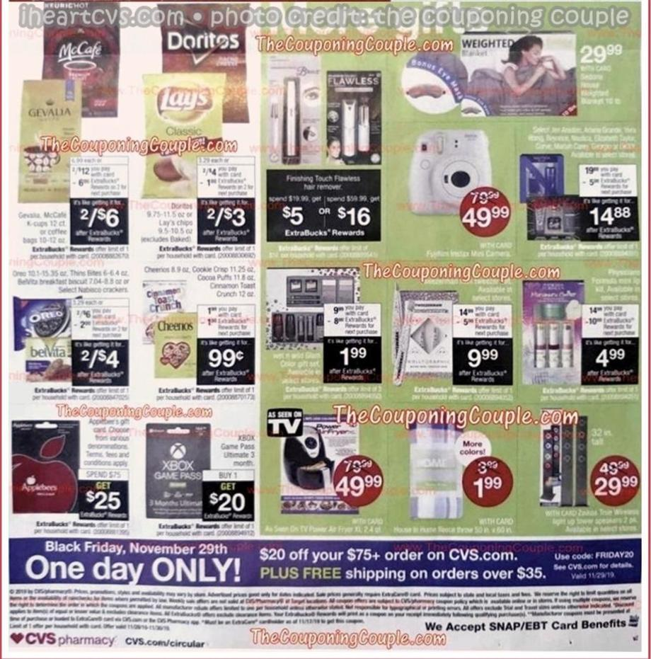Cvs  Pharmacy Black Friday 2019 Page  4