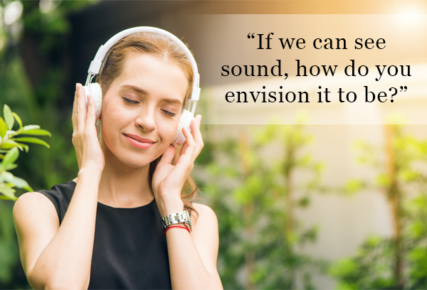 How Visualizing Sounds Can Make You a Better Virtual Trainer