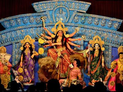 Deshpriya Park Durga Puja