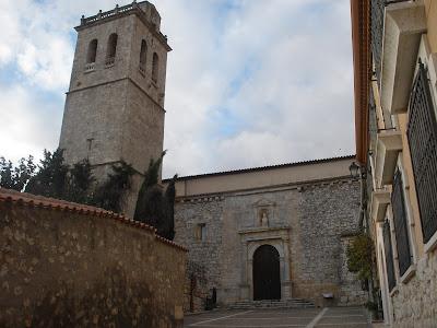 Iglesia de la Asunción, Torija