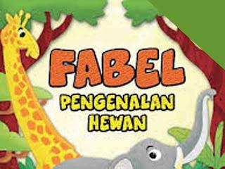 fabel dan contoh fabel