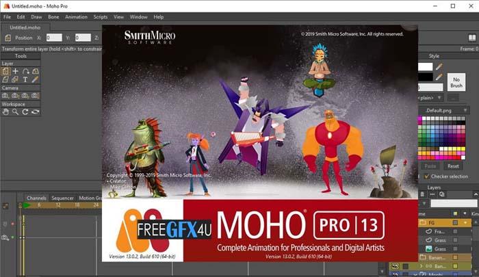 Smith Micro Moho Pro v13.5 2021