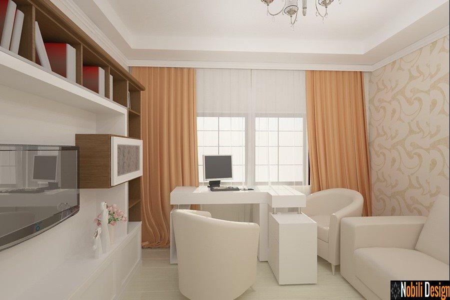 Design interior living casa moderna Constanta-Design Interior-Amenajari interioare