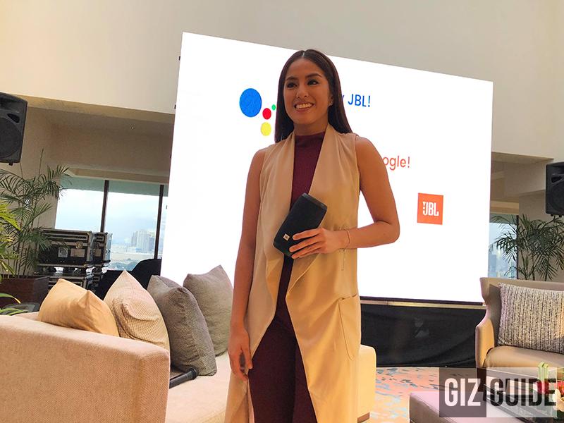 Gretchen Ho, Brand Ambassador of JBL Philippines
