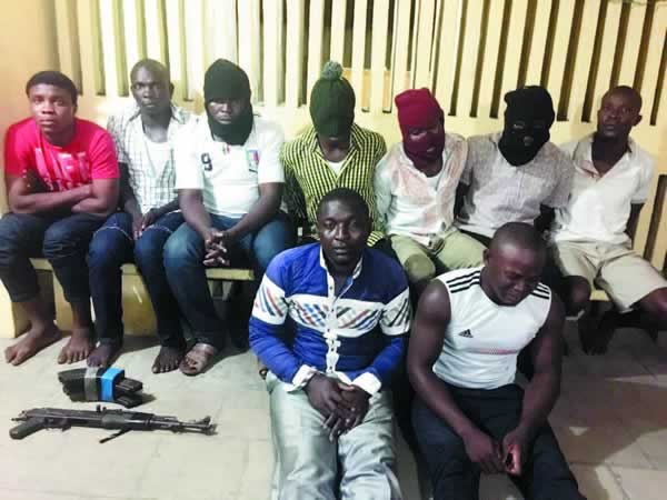 Kidnappers release victims, abduct those who came to drop ransom