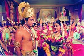 Ram and Seeta wedding