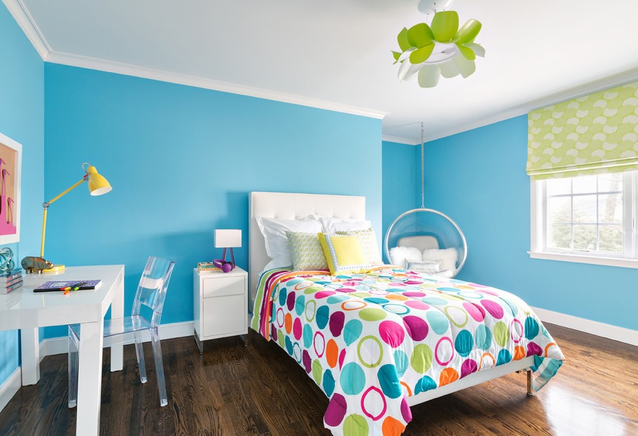 warna cat kamar tidur yang baik untuk kesehatan