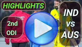IND vs AUS 2nd ODI 2020