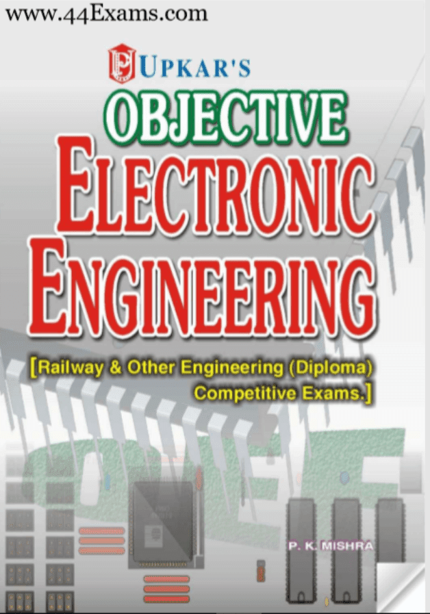 Upkar-Objective-Electronic-Engineering-For-Railway-Exam-PDF-Book