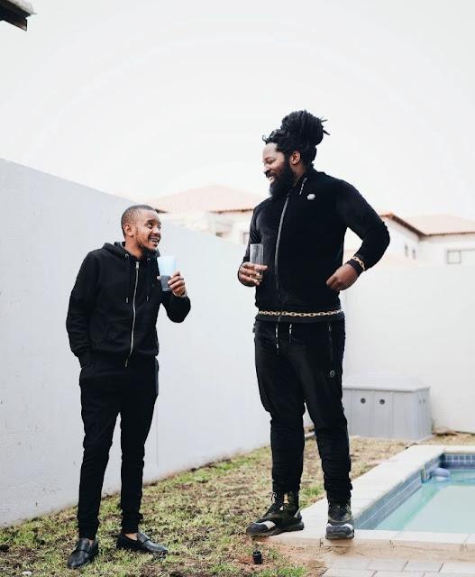 Big Zulu and Kabza de Small