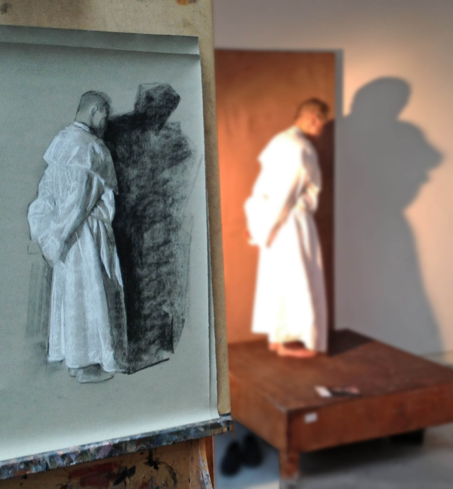 My Life Drawing Workshop | P J Lynch