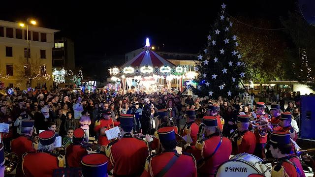 Γιάννενα: Οι Εορταστικές Εκδηλώσεις Στην Πόλη Συνεχίζονται!