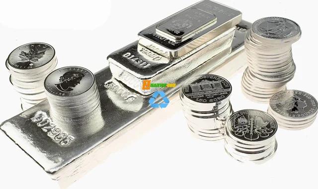 استخراج الفضة من الكيبورد