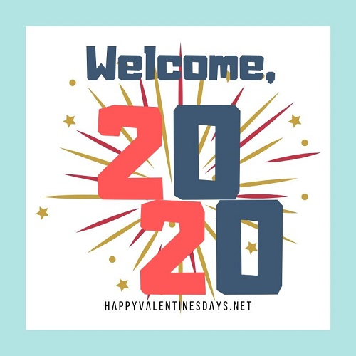 New Year 2020 Images