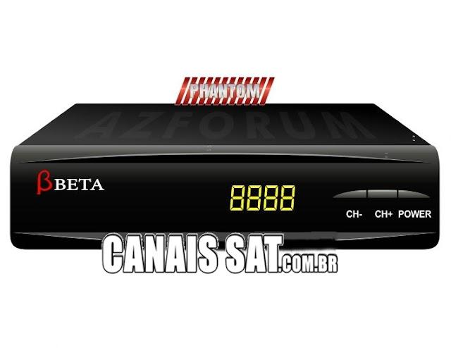 Phantom Beta Atualização V01.0.0.4 - 18/02/2021