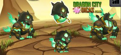 Dragão de Cobre - Informações