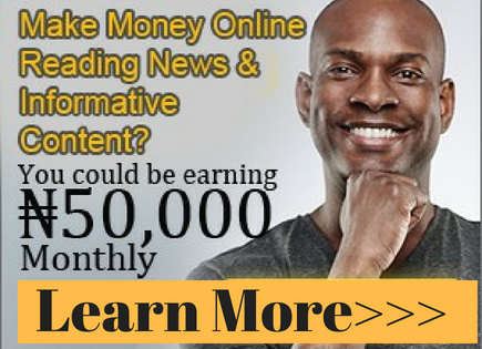 Easiest way to make money online in Nigeria reading and sharing news