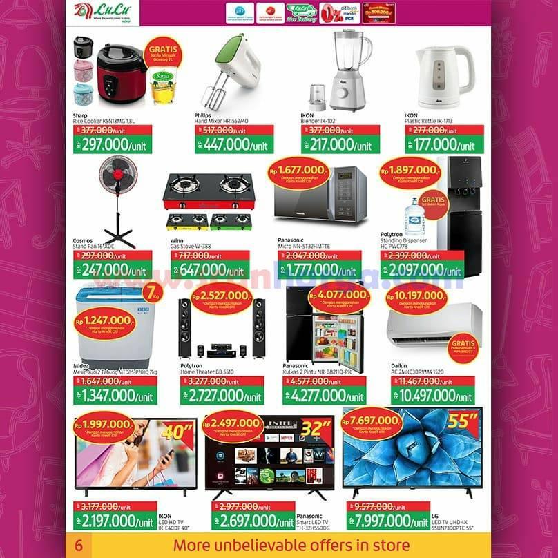 Katalog Promo LULU Supermarket 12 - 25 November 2020 6