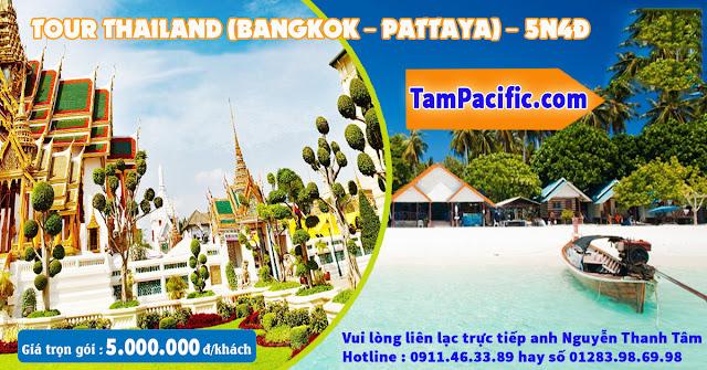 Tour du lich Thai Lan gia re. Lien he hotline 0911463389 hay so 01283986998
