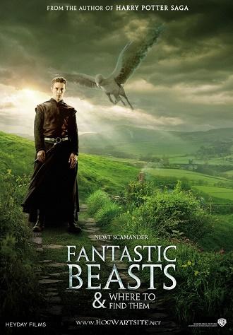 Sinh Vật Kì Bí Nơi Tìm Ra Chúng Ta - Fantastic Beast And Where To Find Them