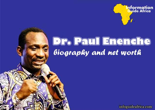 Paul Enenche Biography